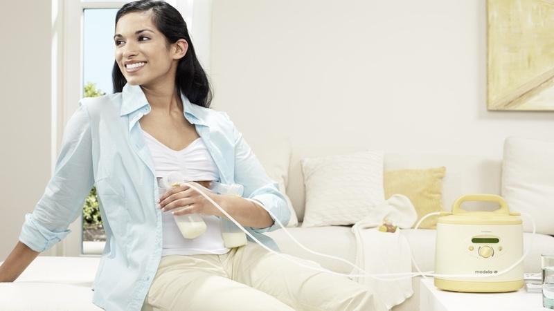 Mách mẹ cách kích sữa bằng máy hút sữa ĐƠN GIẢN, DỄ THỰC HIỆN