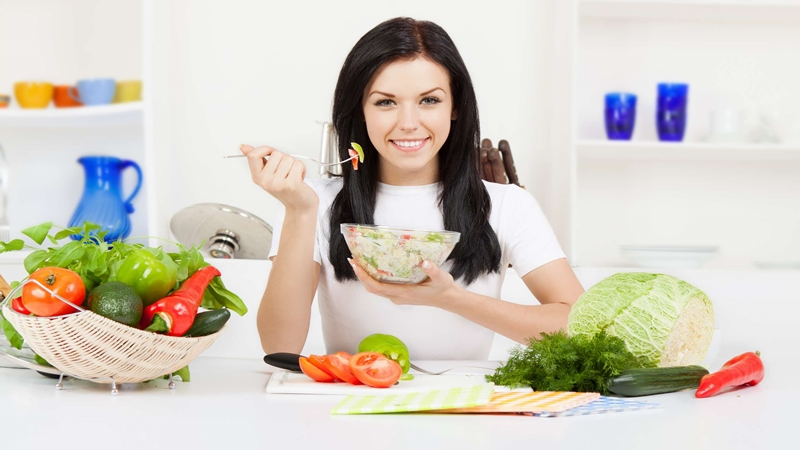 Chế độ dinh dưỡng cho mẹ sau sinh là điều rất quan trọng
