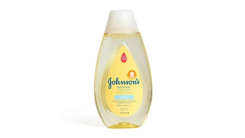 Johnson Baby: Làm sạch nhẹ nhàng cho bé
