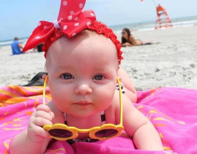 Tắm nắng cho trẻ sơ sinh đem lại nhiều lợi ích cho sức khỏe
