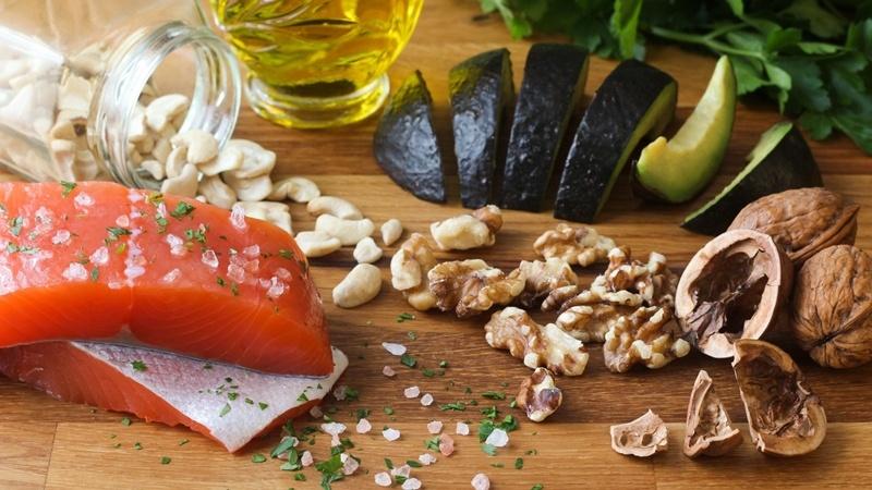 Trẻ nên bổ sung thực phẩm giàu omega 3