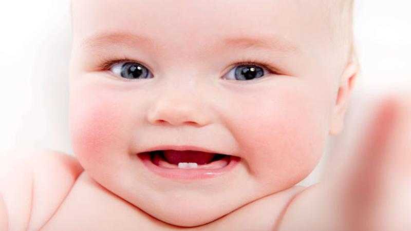 Cách chăm sóc răng cho trẻ