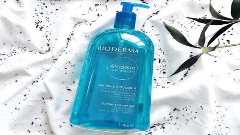 Sữa tắm cho người viêm da cơ địa Bioderma Atoderm Gel Douche