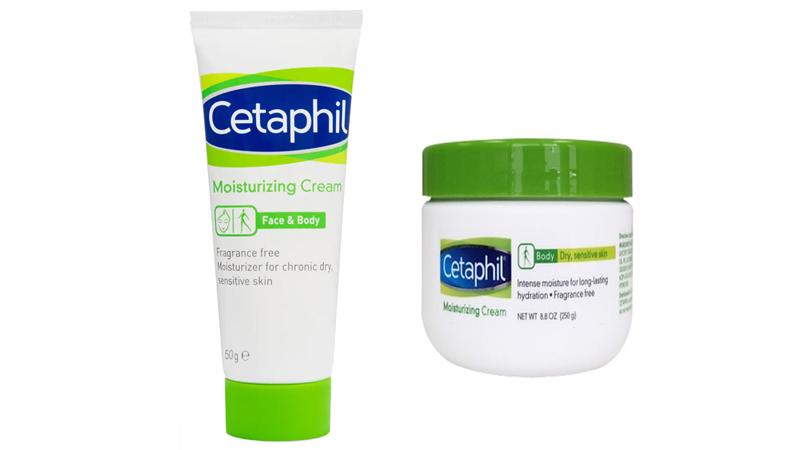 Cetaphil Moisturizing Cream: vừa trị ngứa vừa dưỡng ẩm hiệu quả