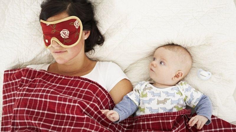 Trẻ cần được huấn luyện về giấc ngủ