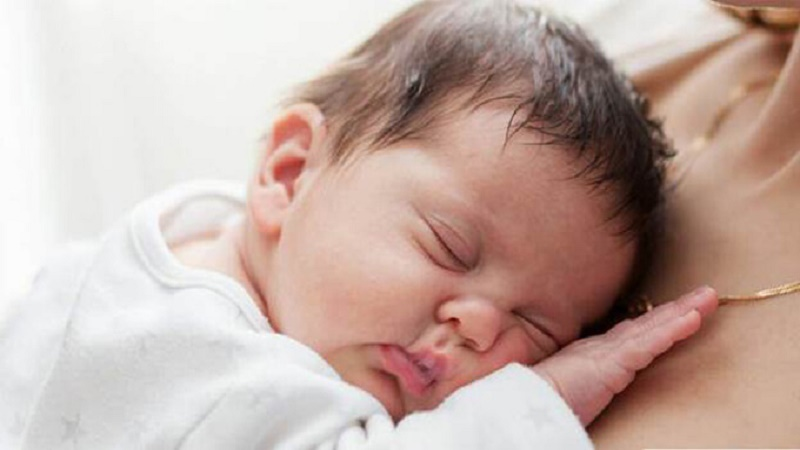 Đổ mồ hôi ở trẻ em là điều hết sức bình thường