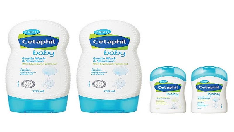 Cetaphil – Kháng khuẩn dịu nhẹ